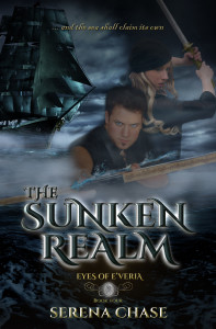 The Sunken Realm is available in most e-book forms (incl. Kindle and Nook) Coming soon to paperback!