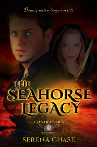 The Seahorse Legacy is available for most e-readers (incl Kindle and Nook) Coming soon to paperback!
