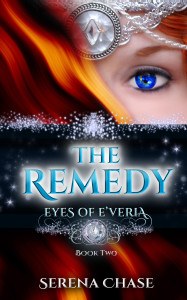 The Remedy is available for Kindle and in paperback