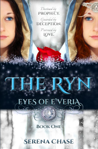 The Ryn is available now for Kindle and in paperback